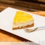 Käsekuchen mit Zitrone und Limetten