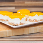 Mango-Käse-Törtchen