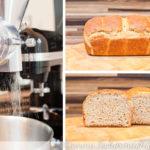 Einkorn-Dinkel-Toast & meine Getreidemühle