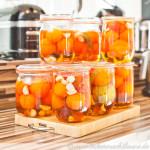 Süß-saure Tomaten {einmachwoche}