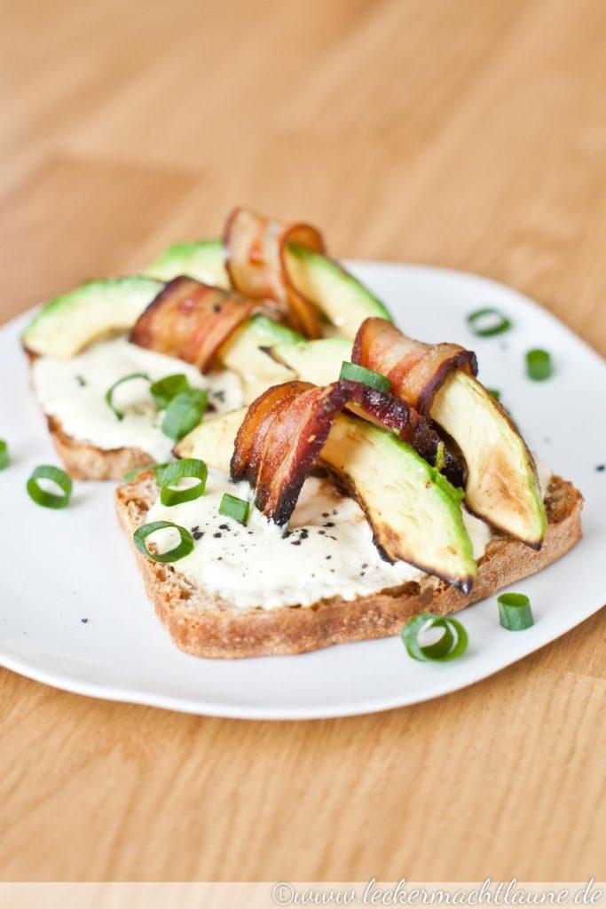 Avocado-Speck-Toast