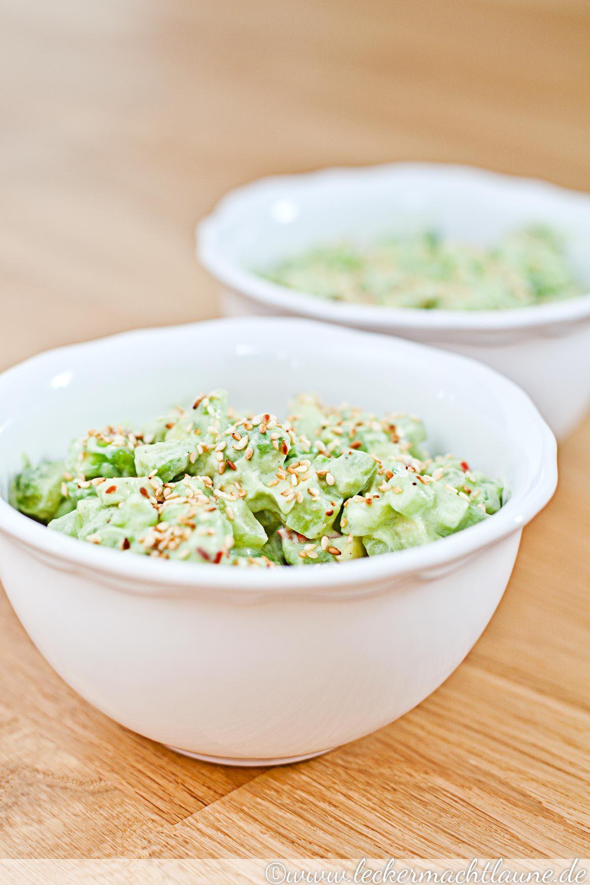15 salat rezepte silvester beilagen lecker macht laune. Black Bedroom Furniture Sets. Home Design Ideas