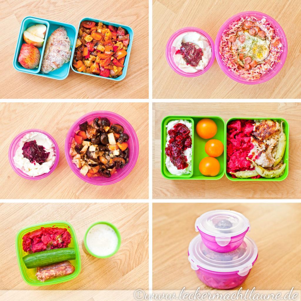 Lunchbox-Rückblick