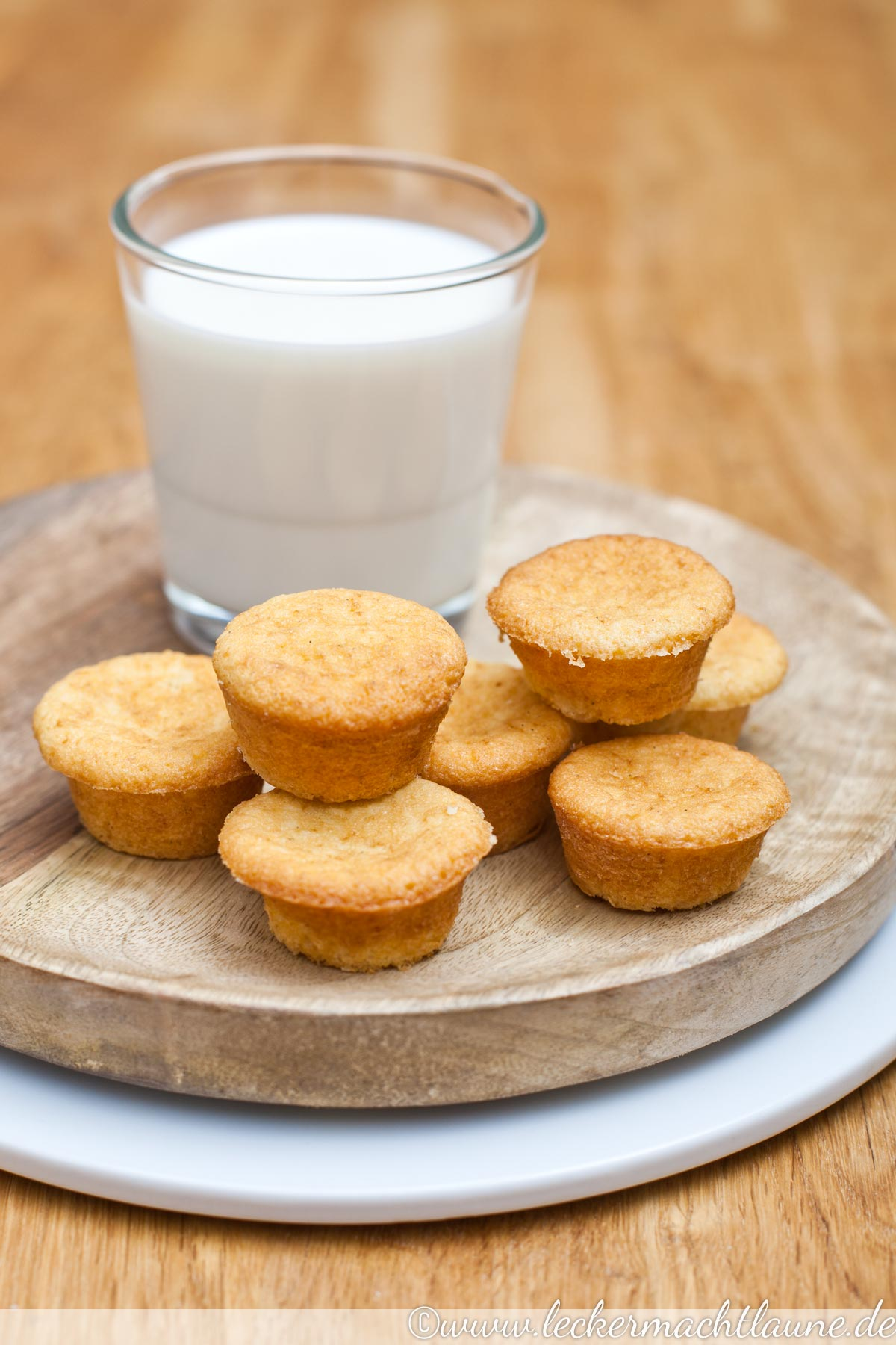 Mini-Kokos-Muffins