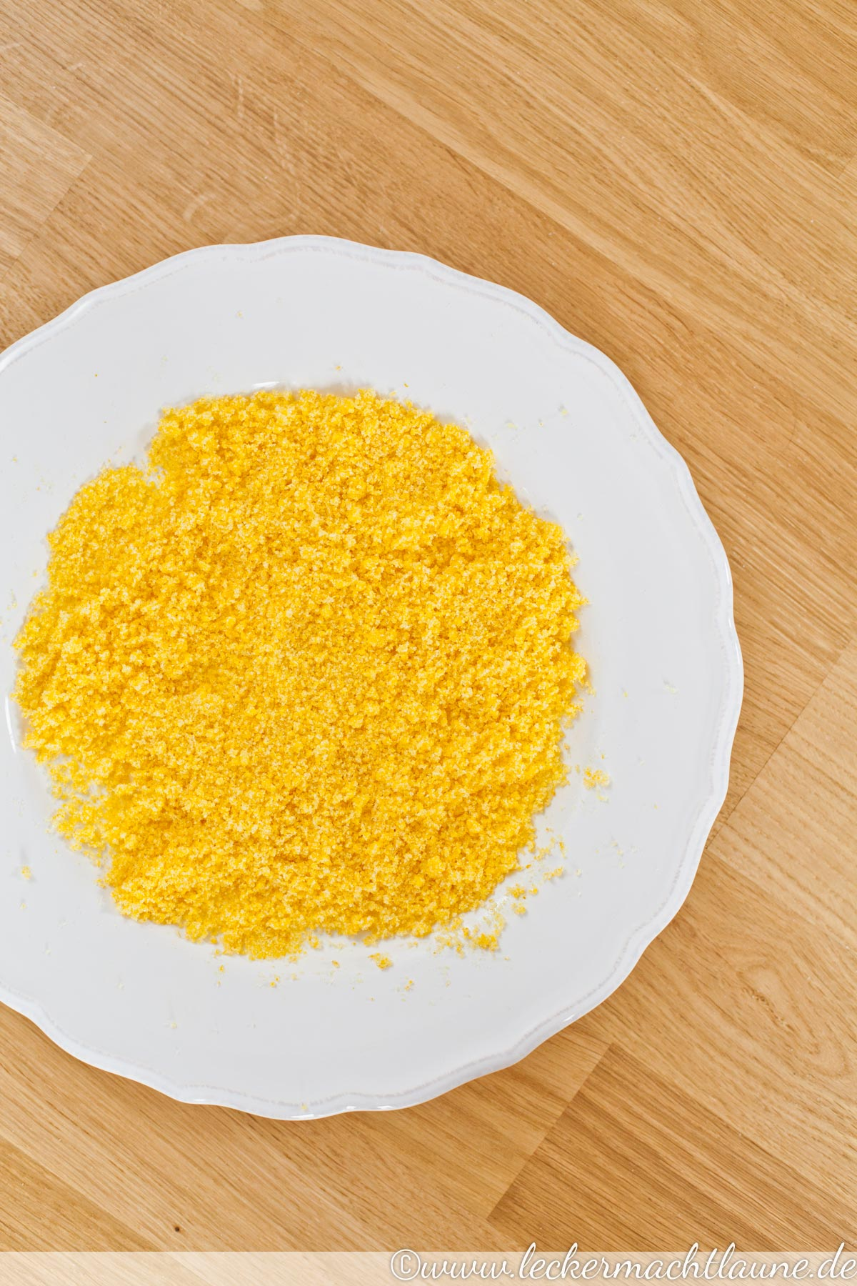 Orangen-Zucker