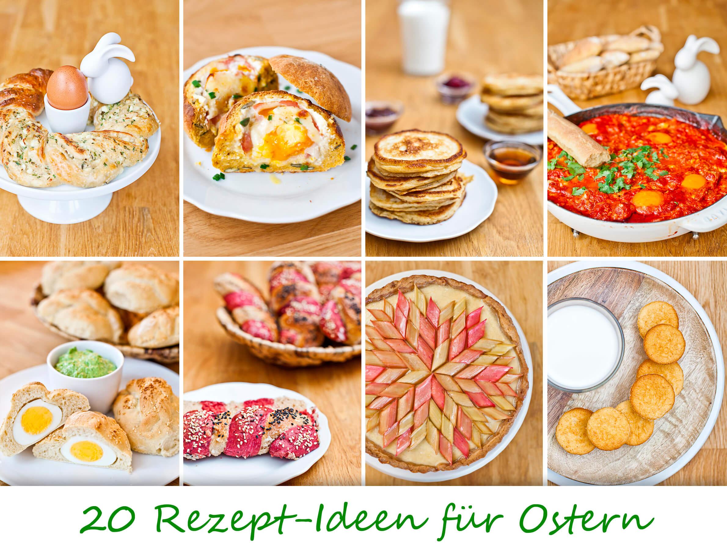 20 Oster-Rezept-Ideen