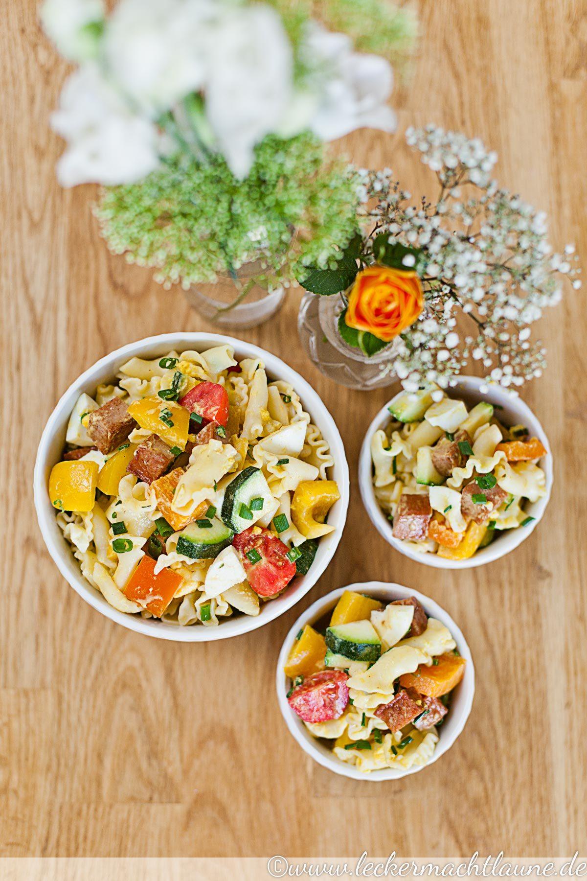 15 Salat-Rezepte {silvester-beilagen}   lecker macht laune