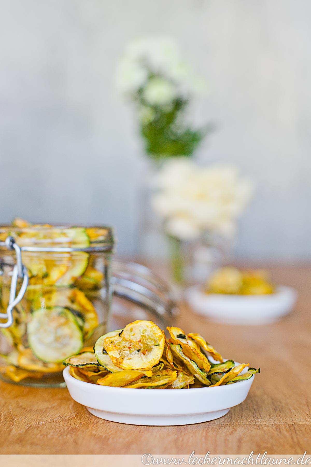 zucchini trocknen rezept