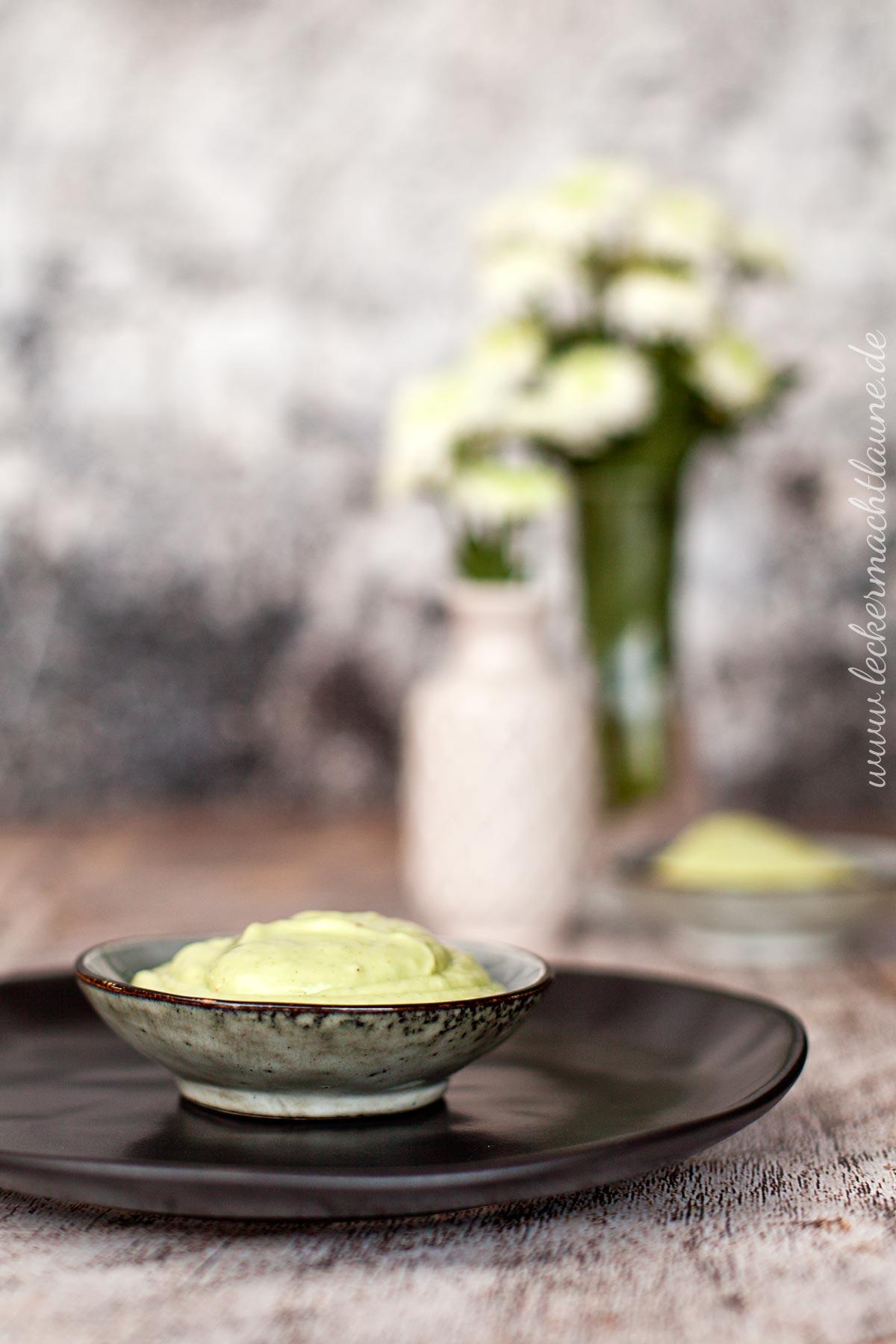 Avocado-Mayonnaise {grundrezept}