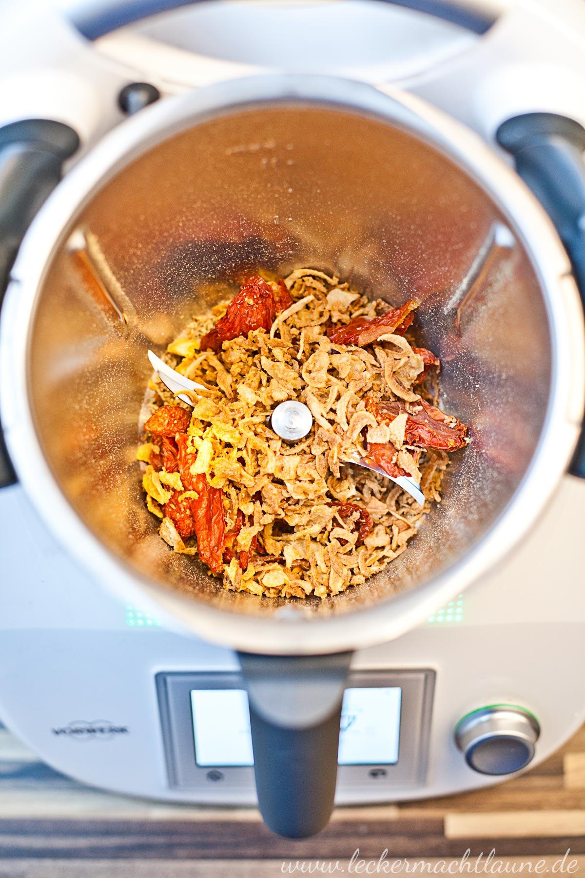 Pasta-Gewürz {geschenk aus der küche}   lecker macht laune