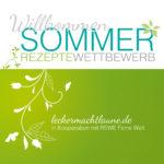 """""""Willkommen, SOMMER"""" – Rezeptewettbewerb!"""